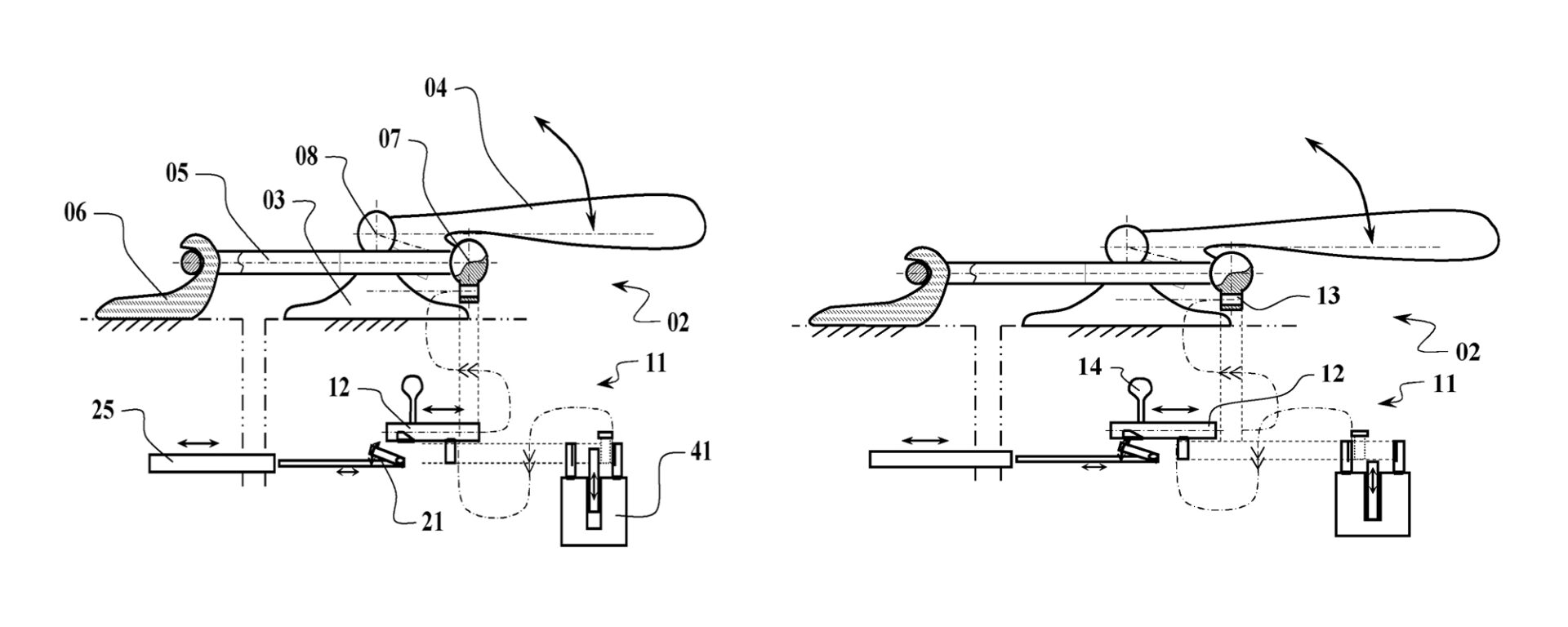 Patent: Verriegelungsvorrichtung mit Sperrvorrichtung (DE102012204711A1)