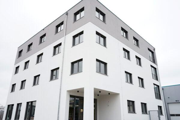 Neubau-Buerogebaeude